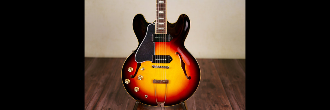 2018 Left handed Gibson ES-330