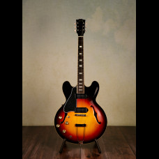 2018 Left Handed Gibson ES-330 With OHSC (Brand New)