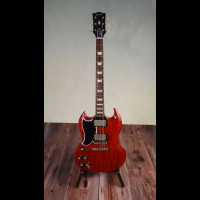2013 Left Handed Gibson Custom Shop SG Standard Reissue Stopbar VOS With OHSC (Used)