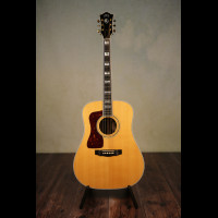 Left Handed Guild D-55 With D-Tar And OHSC (Brand New)