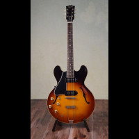 2015 Left Handed Gibson ES-330 With OHSC (Used)