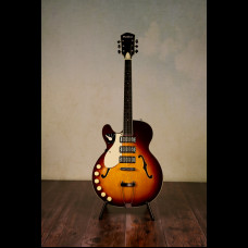 2017 Left Handed Eastwood Airline H-59 With OHSC (Brand New)