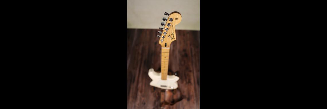 MIM Left handed Fender Stratocaster