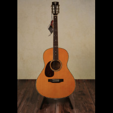 Left Handed Crafter  TA-050/AM Parlor Acoustic Guitar ( Brand New)
