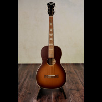 Left Handed Recording King  RPS-7 Dirty 30's Series 7 Acoustic Parlor Guitar ( Brand New)